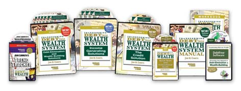 Transforming Debt into Wealth Deluxe System